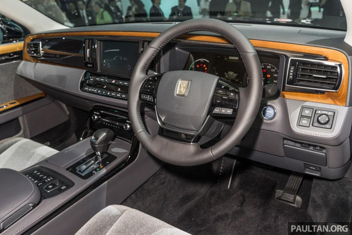 Toyota Century - xe sieu sang Rolls-Royce cua nguoi Nhat-Hinh-6