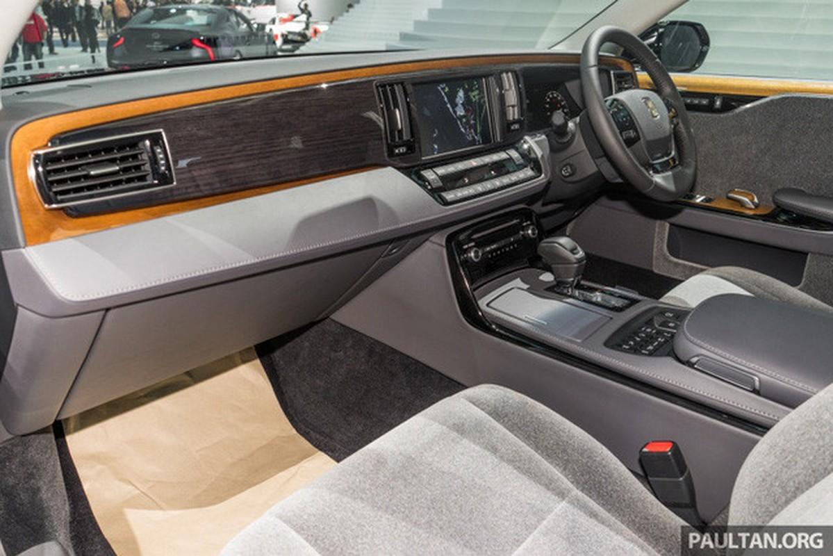 Toyota Century - xe sieu sang Rolls-Royce cua nguoi Nhat-Hinh-7