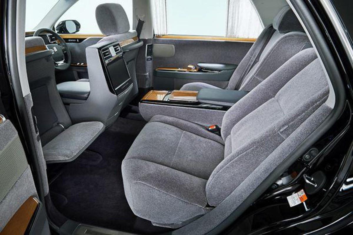 Toyota Century - xe sieu sang Rolls-Royce cua nguoi Nhat-Hinh-9