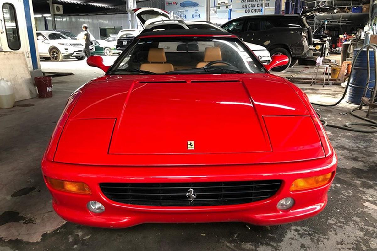 Can canh sieu xe Ferrari F355 Spider cam nhap vao VN-Hinh-9