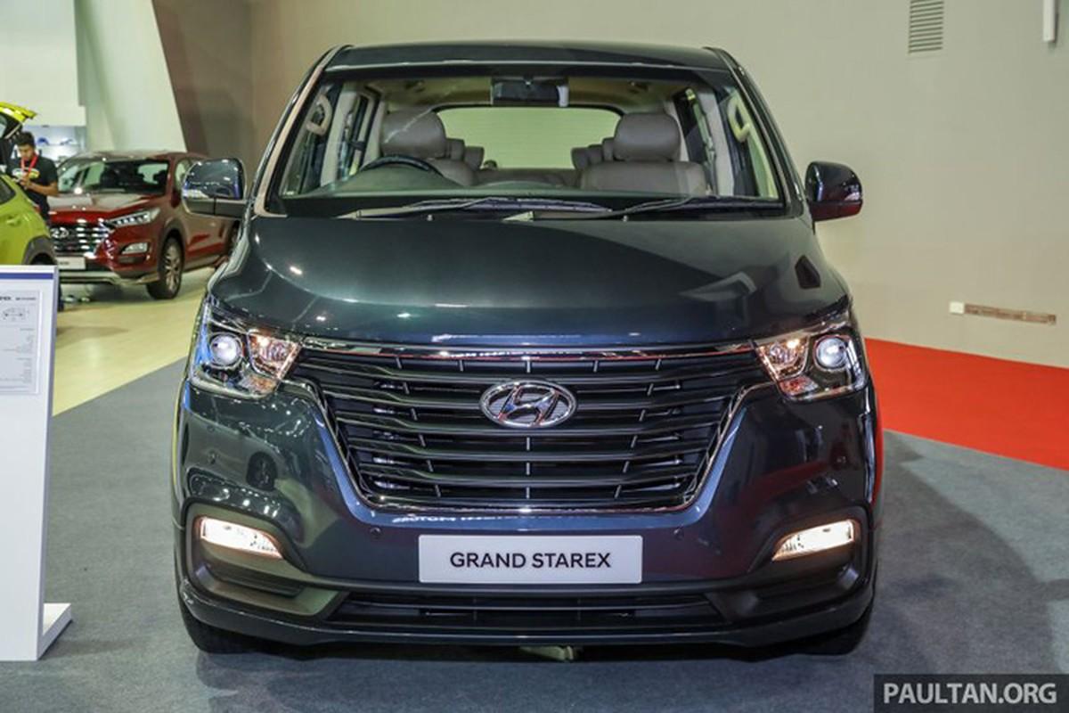 Hyundai Starex nang cap moi gia tu 847 trieu dong tai Malaysia-Hinh-11