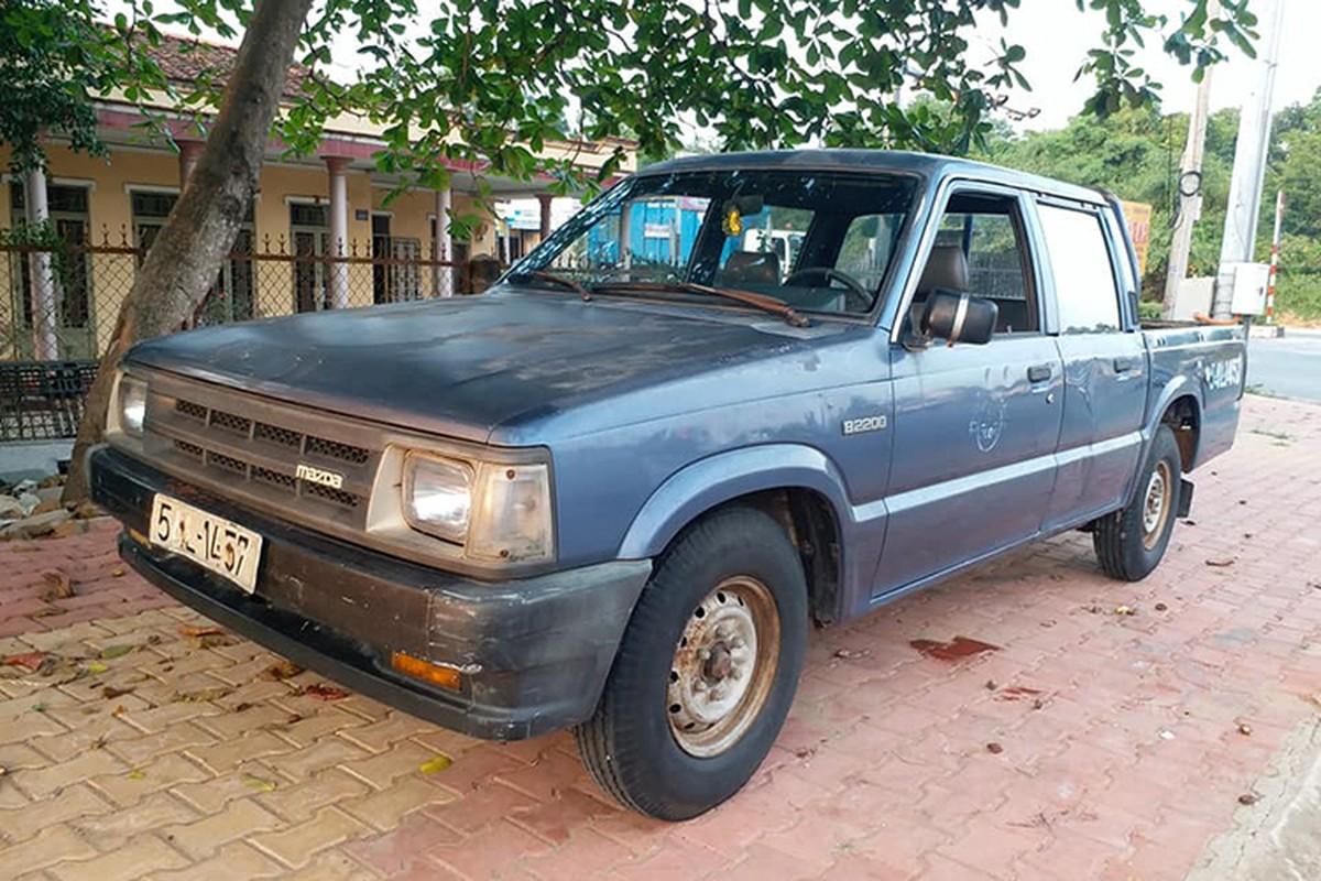 Xe oto Mazda B2200 gia chi 35 trieu dong tai Viet Nam-Hinh-7