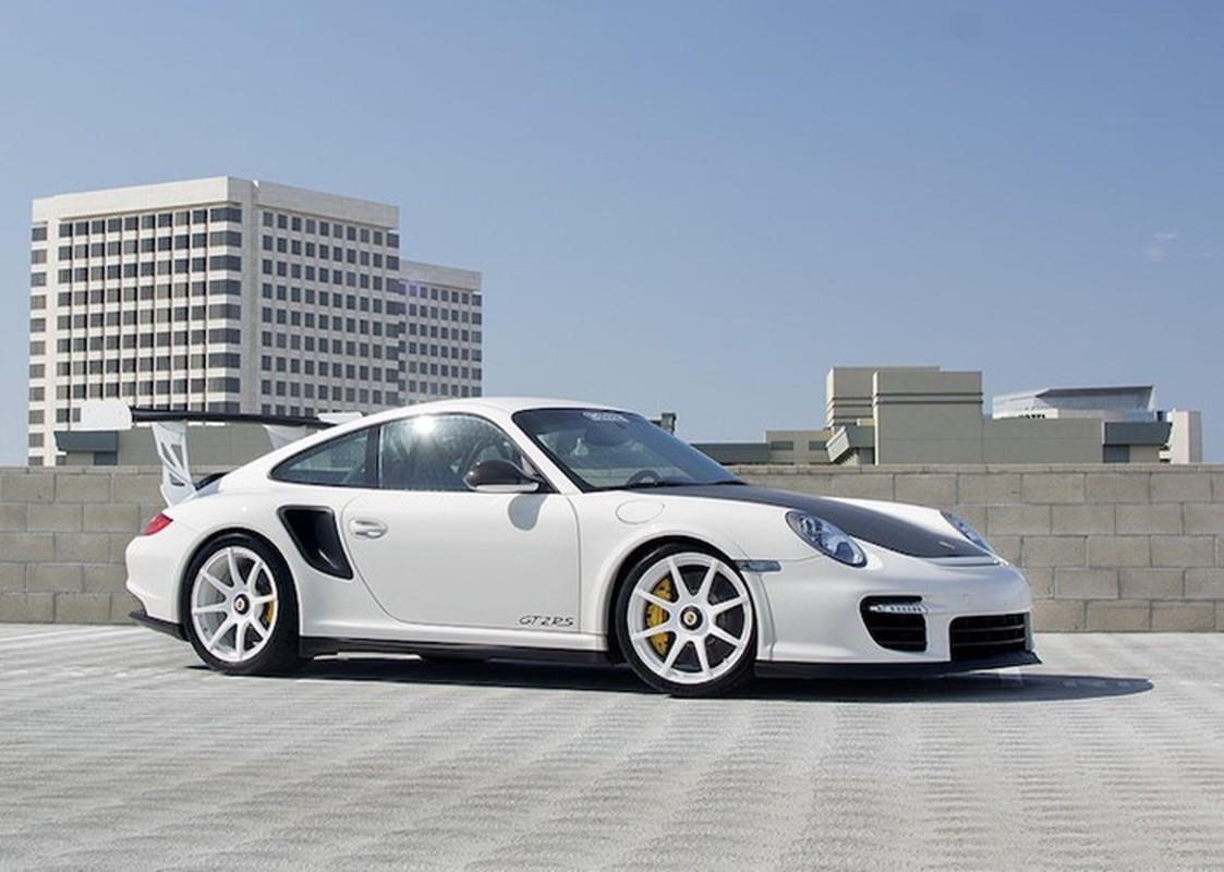 Porsche 911 GT2 tai Hong Kong re hon Viet Nam 4 ty