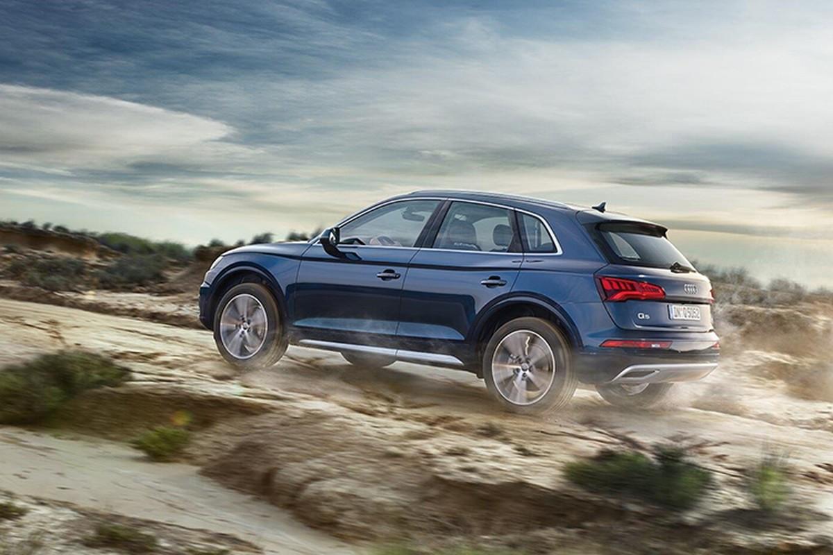 Audi Q5 hybrid chinh thuc trinh lang, gia tu 1,6 ty dong-Hinh-6