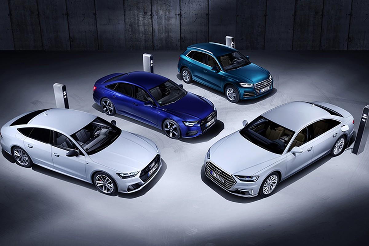Audi Q5 hybrid chinh thuc trinh lang, gia tu 1,6 ty dong-Hinh-8