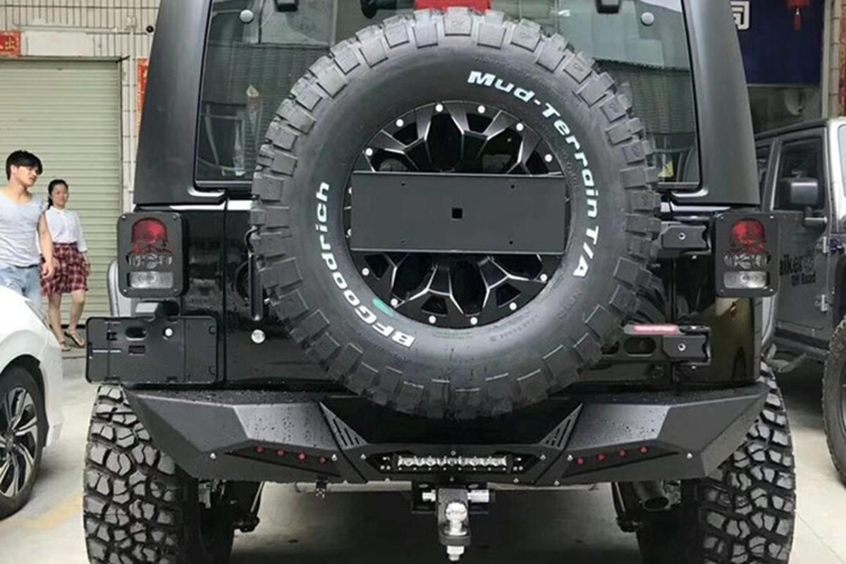 Dan choi HN chi 570 trieu do Jeep Wrangler Rubicon-Hinh-6