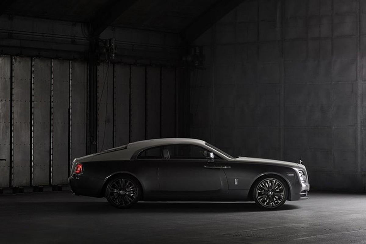 Xe sieu sang Rolls-Royce Wraith Eagle VIII tuy bien cuc xa hoa-Hinh-2