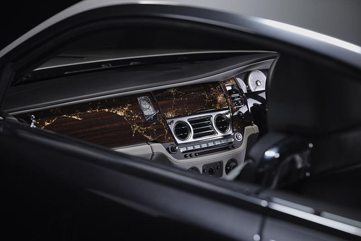 Xe sieu sang Rolls-Royce Wraith Eagle VIII tuy bien cuc xa hoa-Hinh-4