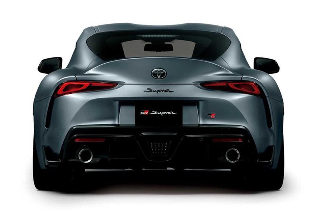 Toyota Supra mau Matte Storm Gray ban gioi han chi 24 chiec-Hinh-4