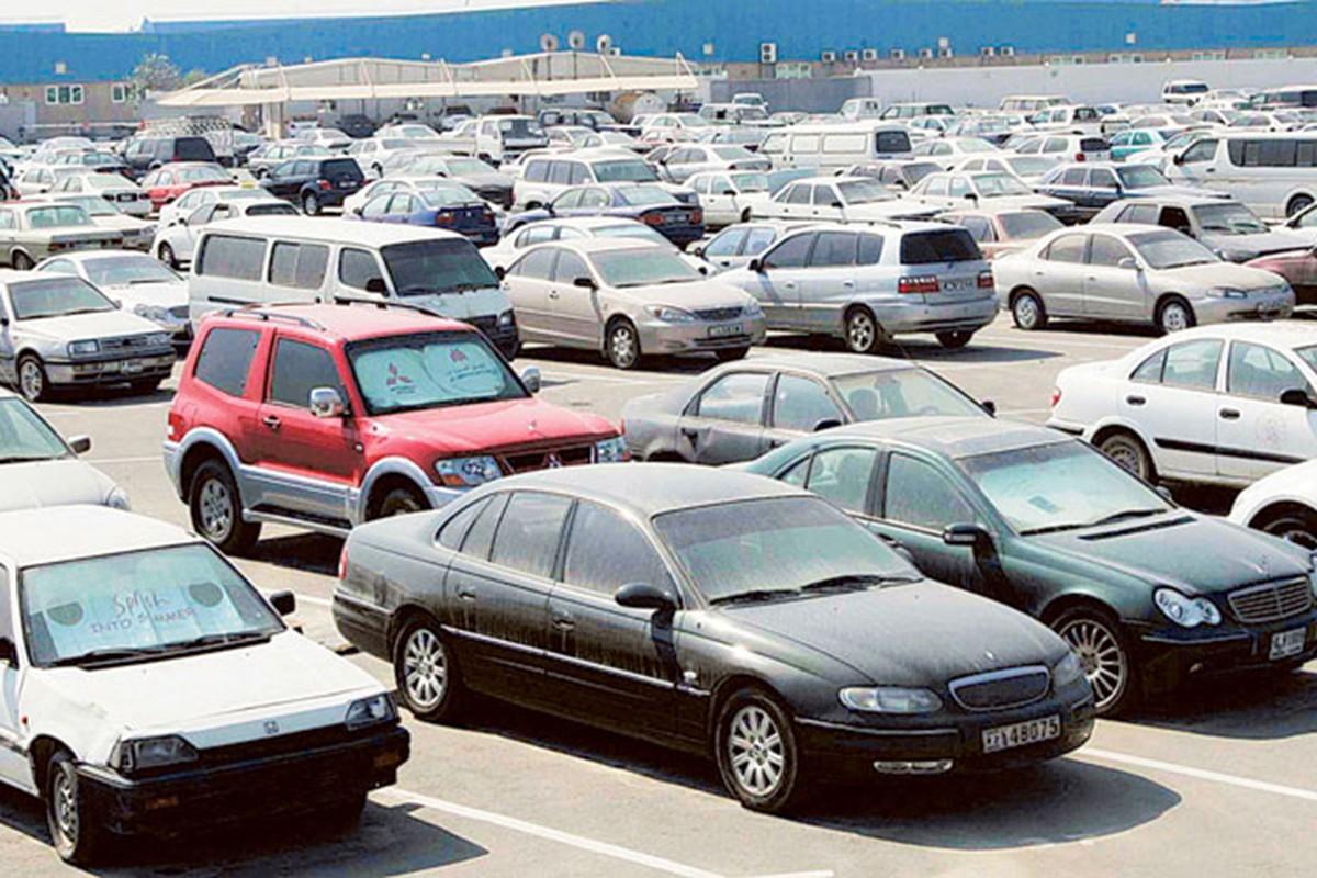 Sieu xe, xe sang dat tien vut bo nhu rac o UAE-Hinh-4