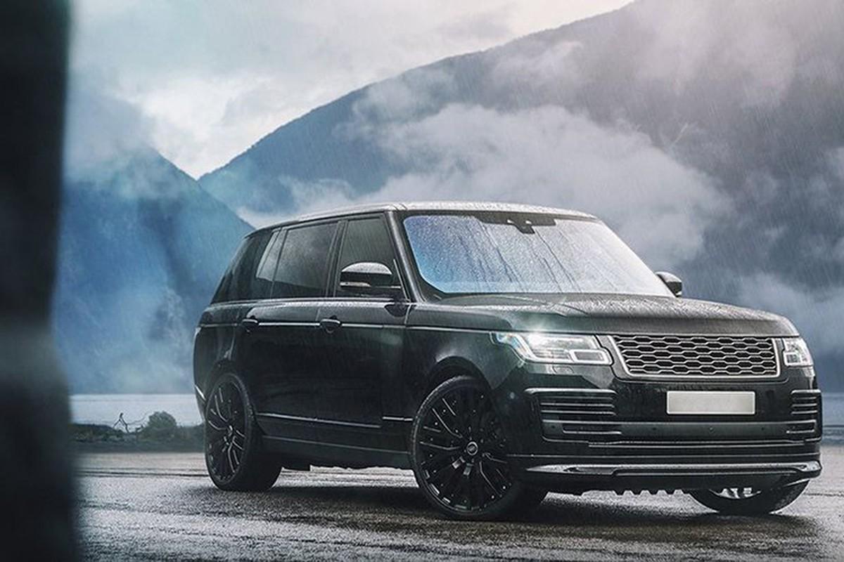 SUV hang sang Range Rover AK47 dat hon ca Bentley Bentayga