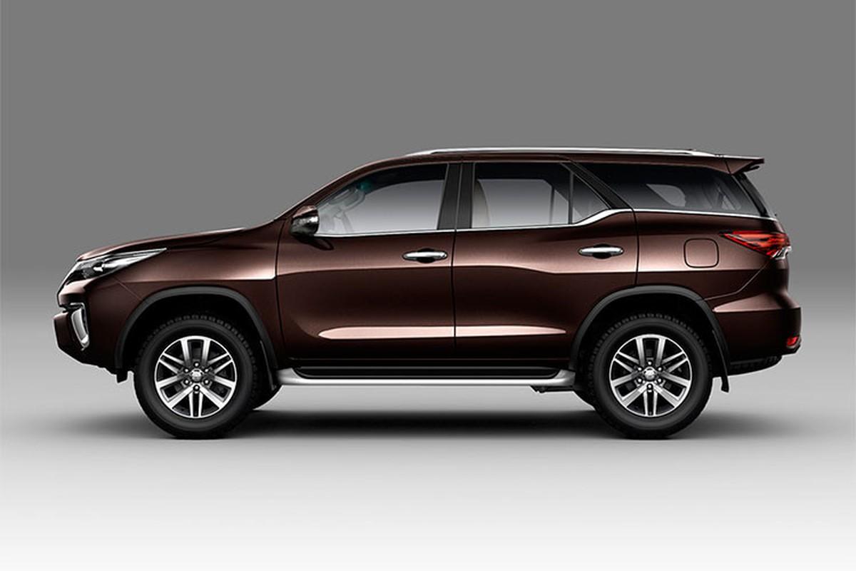 Toyota Fortuner lap rap tai Viet Nam chuan bi trinh lang-Hinh-2