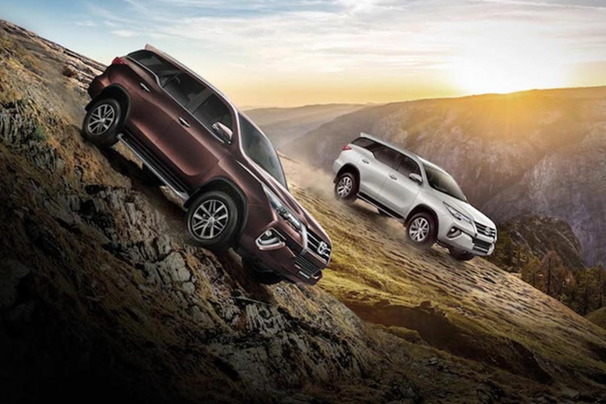 Toyota Fortuner lap rap tai Viet Nam chuan bi trinh lang-Hinh-8