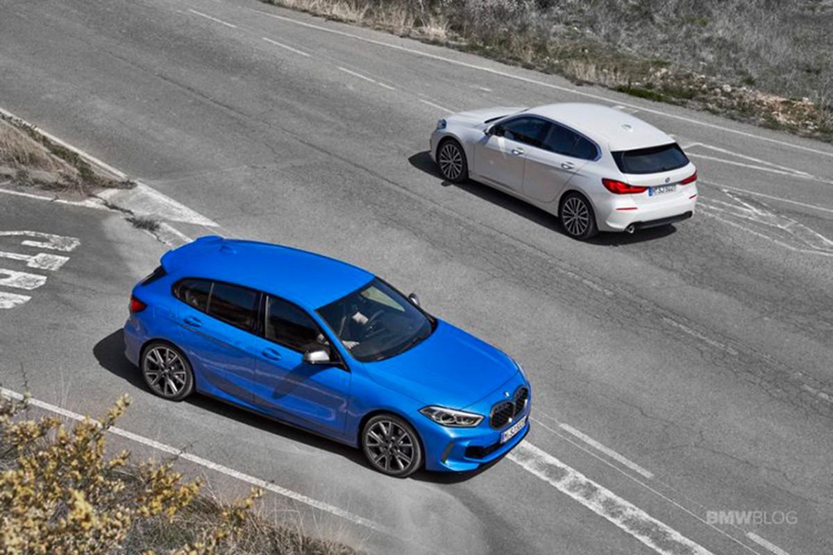 BMW 1 Series gia re moi, chat khong kem dan anh X2-Hinh-11