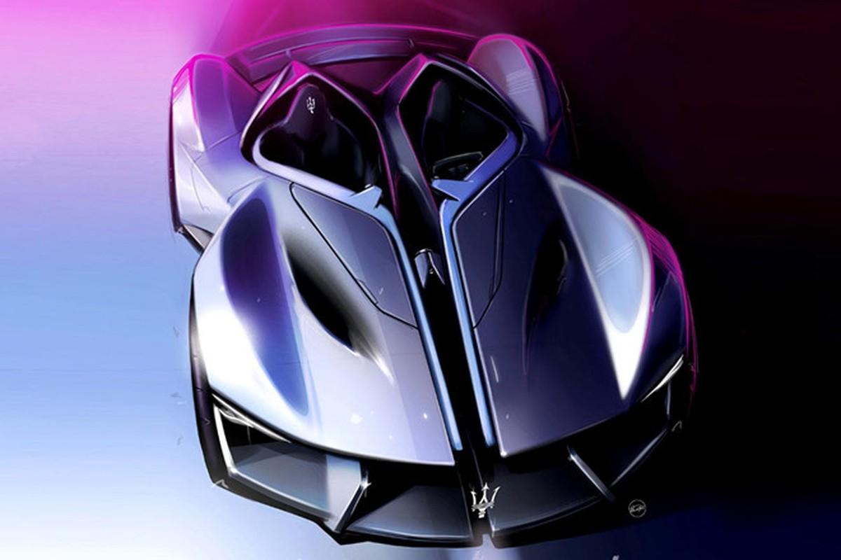 Maserati se san xuat sieu xe dien tu lai Diatto