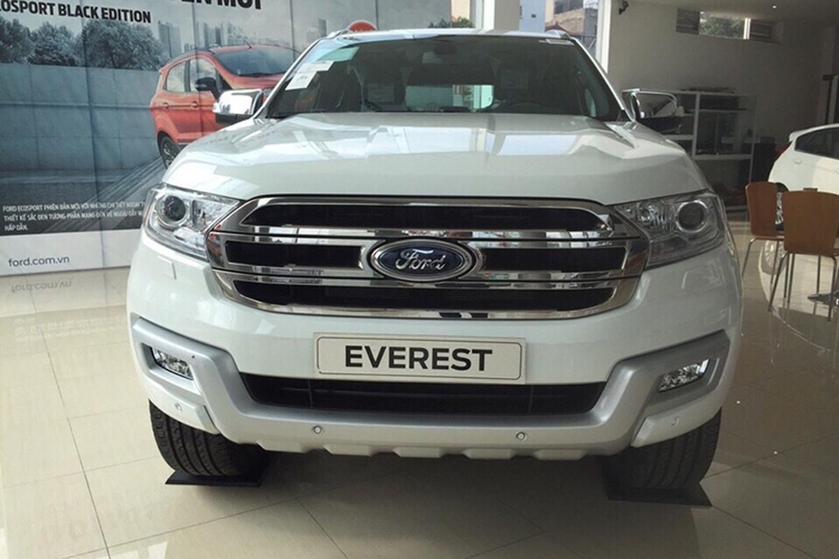 Ford Everest giam gia soc toi 130 trieu tai Viet Nam-Hinh-7