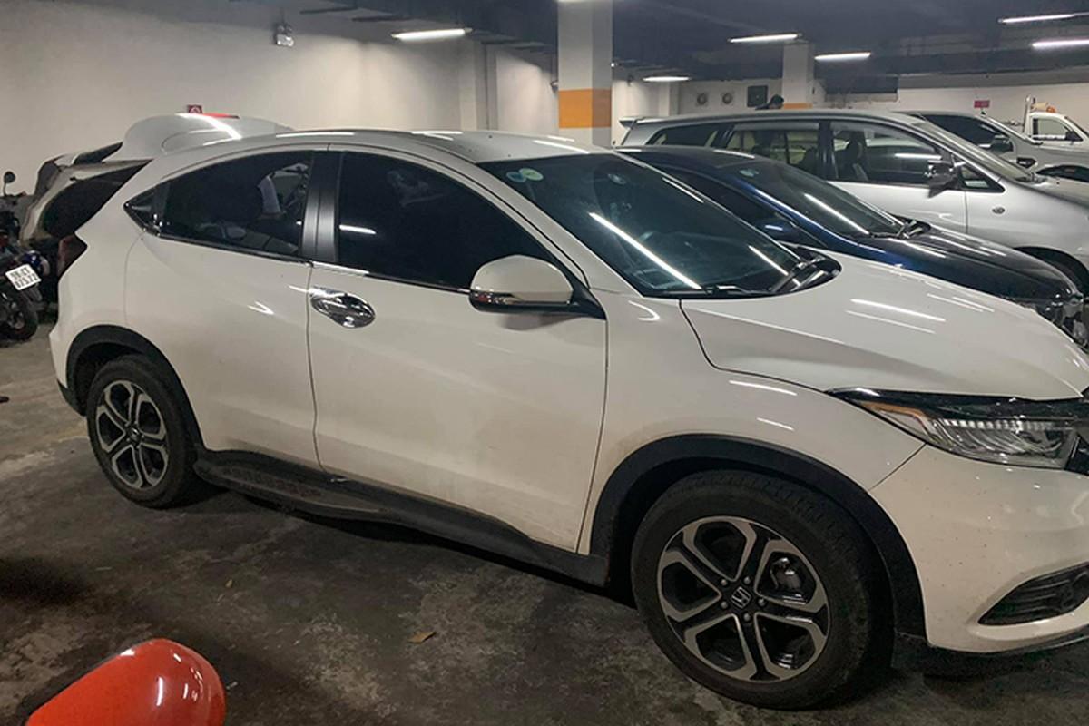 Xe gia re Honda HRV 2019 xuat hien tai Sai Gon-Hinh-2