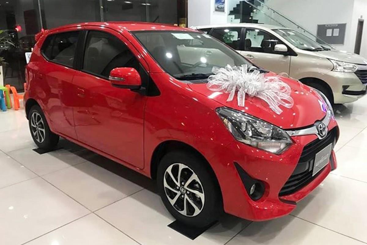 Toyota Wigo xuong gia, con 305 trieu tai Viet Nam-Hinh-10