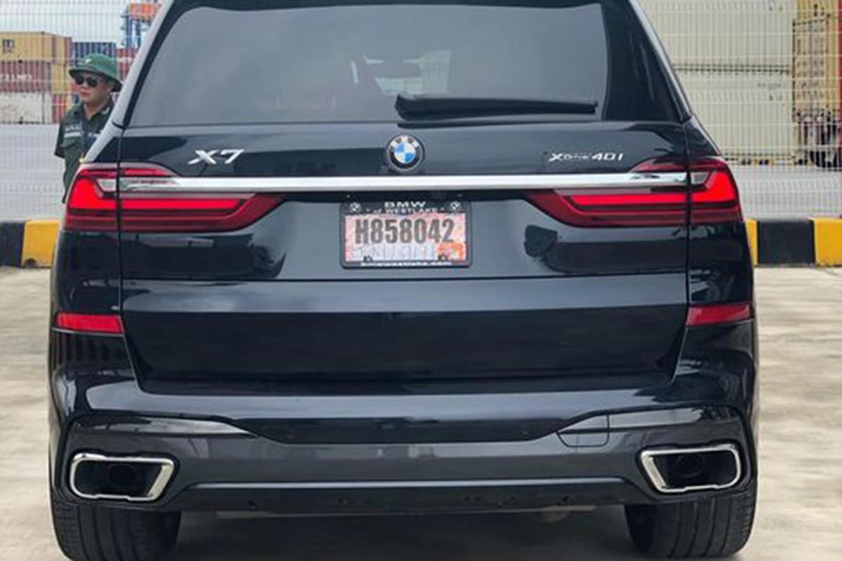 BMW X7 dau tien cap ben Viet Nam, gia hon 7 ty dong-Hinh-3