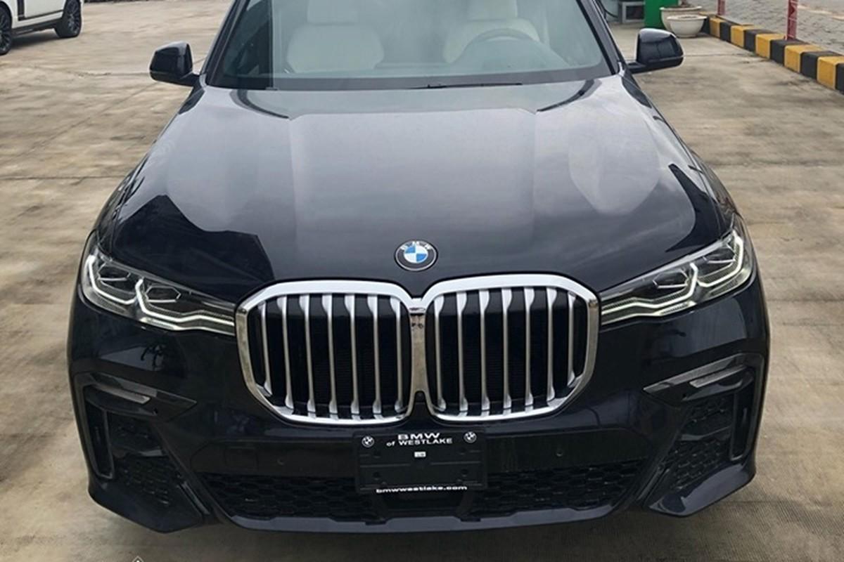 BMW X7 dau tien cap ben Viet Nam, gia hon 7 ty dong-Hinh-8