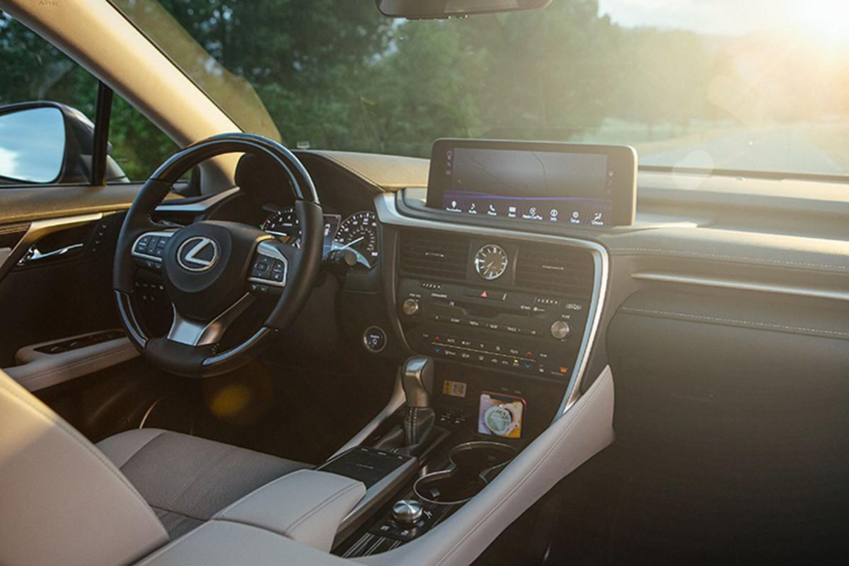 Crossover Lexus RX 2020 moi, manh me va an toan hon-Hinh-4