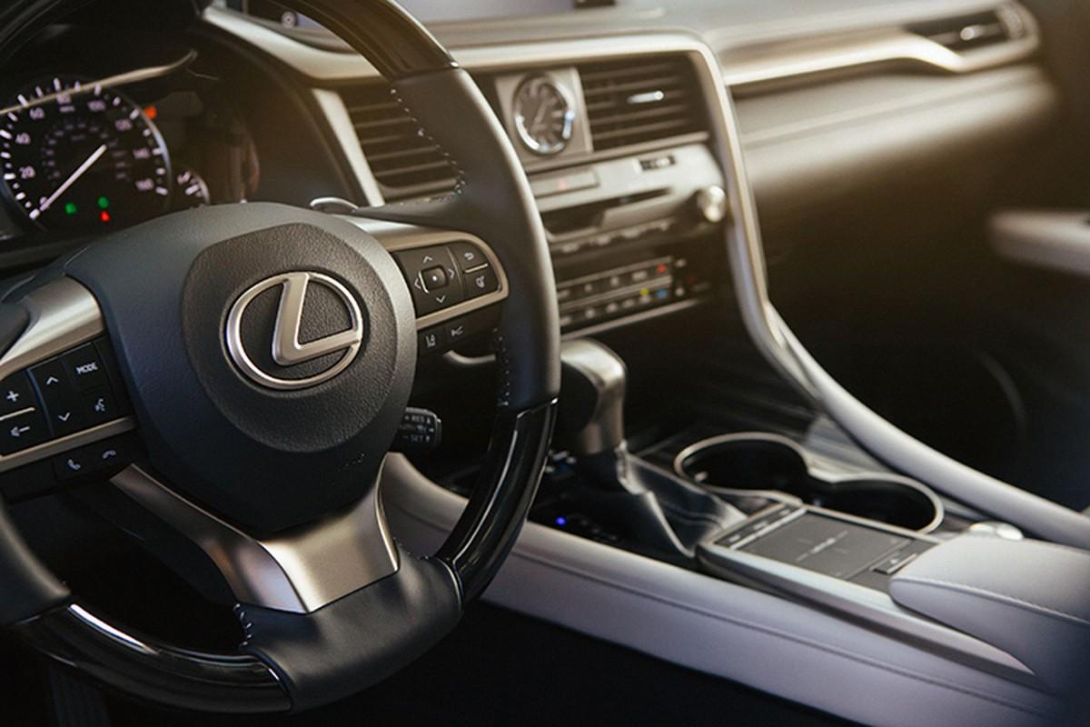 Crossover Lexus RX 2020 moi, manh me va an toan hon-Hinh-5