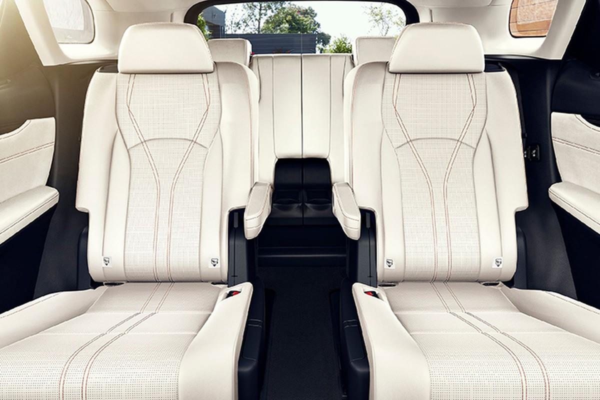 Crossover Lexus RX 2020 moi, manh me va an toan hon-Hinh-7