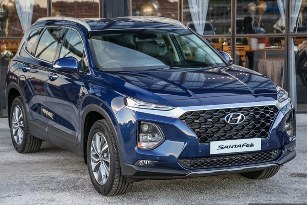Hyundai SantaFe TM moi gia re tai Malaysia-Hinh-11