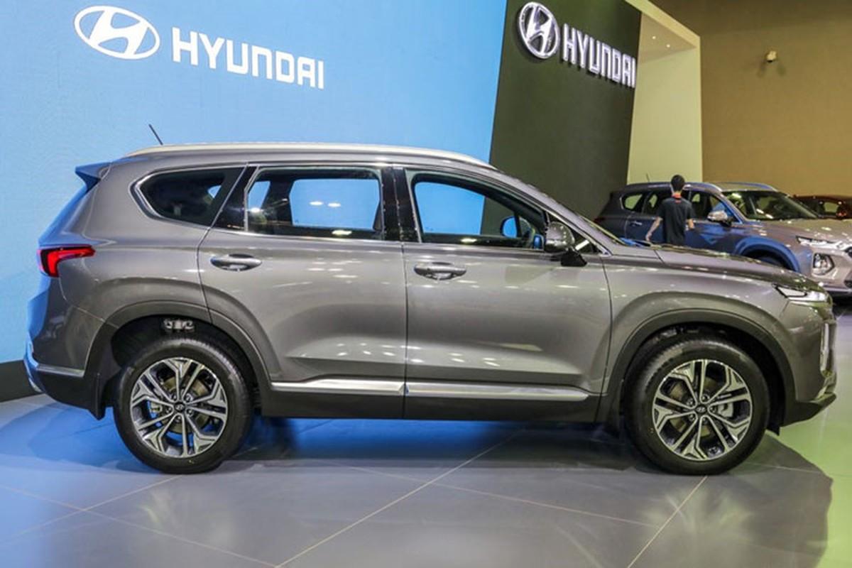 Hyundai SantaFe TM moi gia re tai Malaysia-Hinh-2