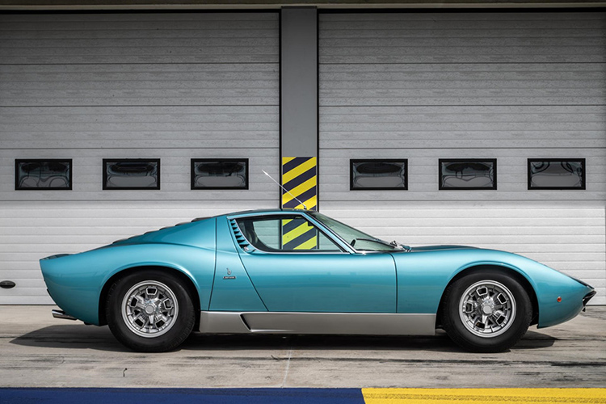 Hoi sinh sieu xe Lamborghini Miura doi 1971 dep nhu moi-Hinh-2