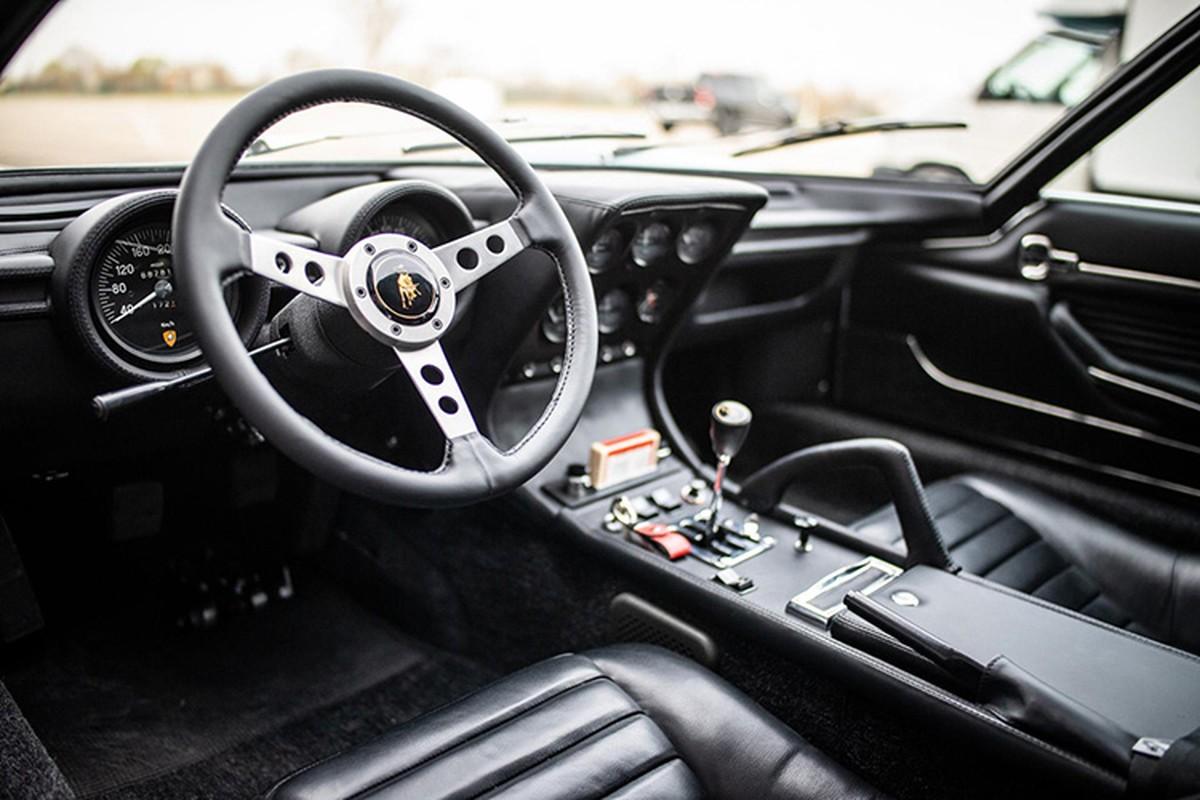 Hoi sinh sieu xe Lamborghini Miura doi 1971 dep nhu moi-Hinh-5