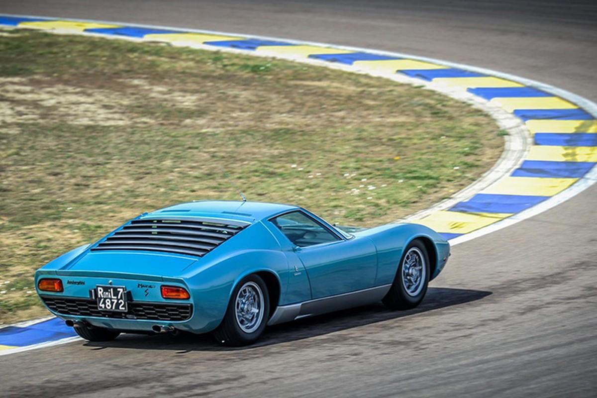 Hoi sinh sieu xe Lamborghini Miura doi 1971 dep nhu moi-Hinh-7