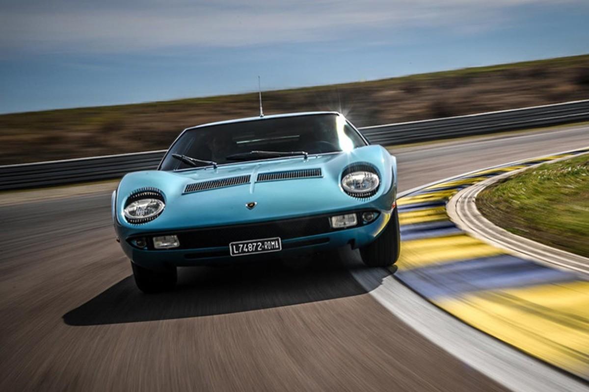 Hoi sinh sieu xe Lamborghini Miura doi 1971 dep nhu moi-Hinh-8