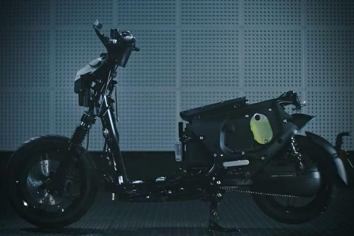 "Yamaha ""nha hang"" xe ga dien EC-05 hoan toan moi-Hinh-8"
