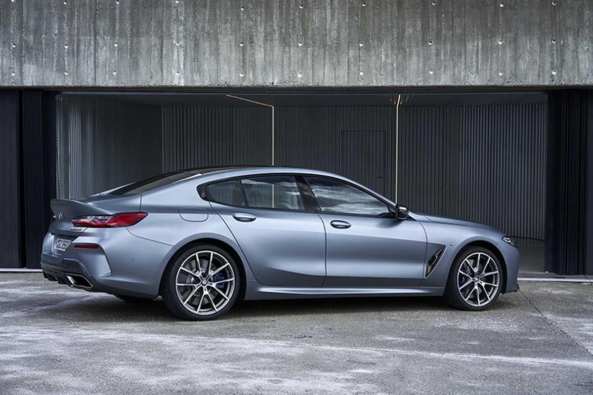 BMW 8 Series Gran Coupe moi ban ra tu gan 2 ty dong-Hinh-2
