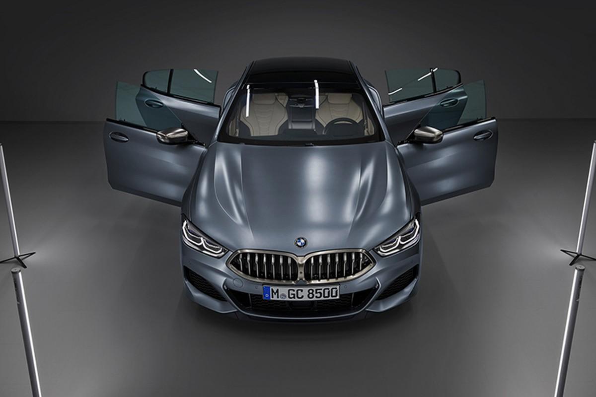BMW 8 Series Gran Coupe moi ban ra tu gan 2 ty dong-Hinh-4