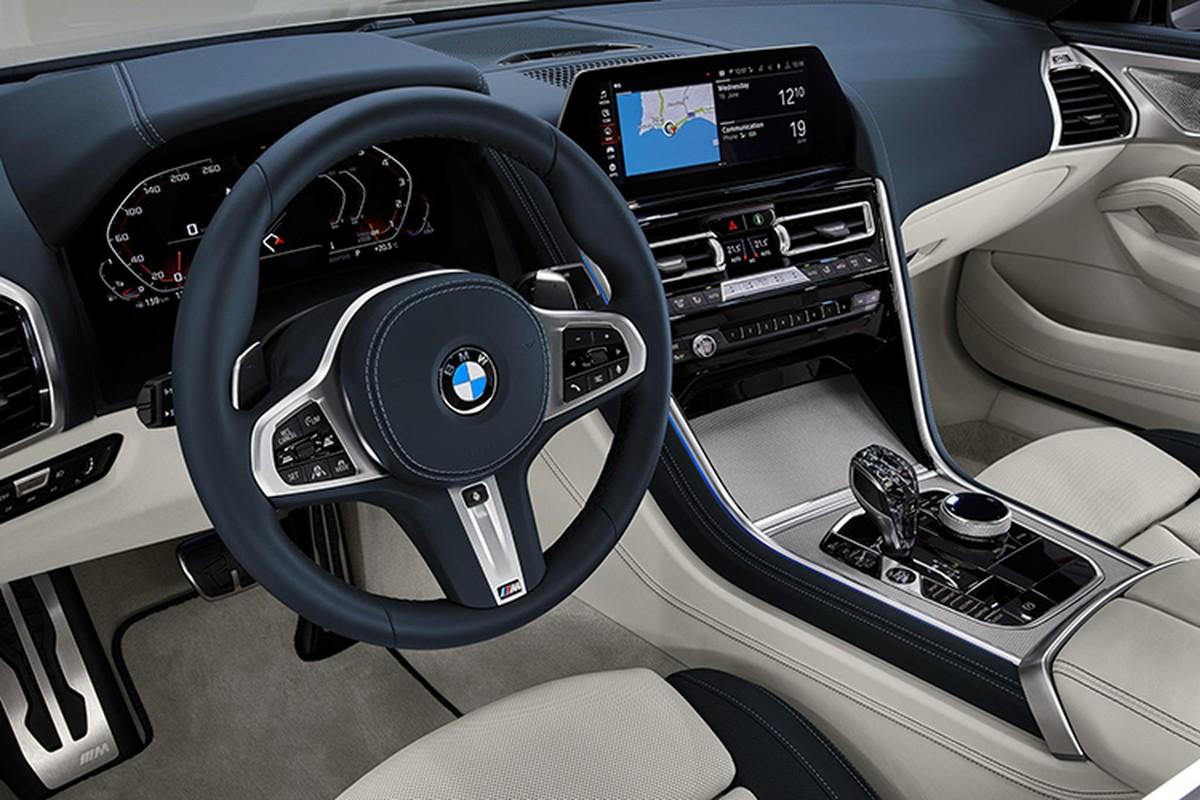 BMW 8 Series Gran Coupe moi ban ra tu gan 2 ty dong-Hinh-7