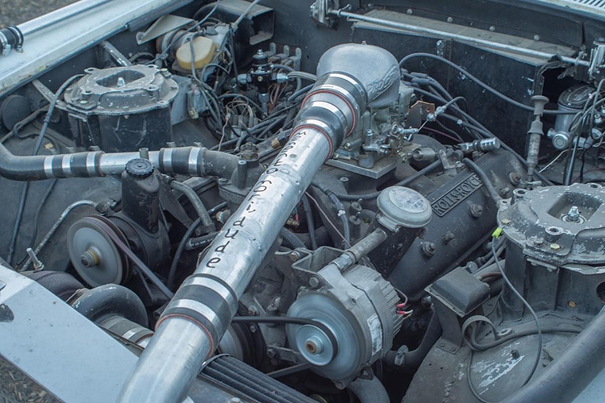 Chi tiet xe sieu sang Rolls-Royce phien ban
