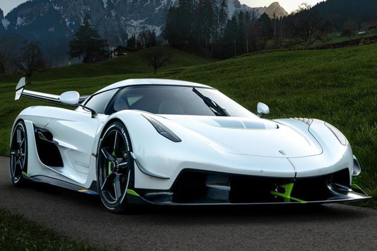 Ban suat mua sieu xe Koenigsegg, lai ngay 1,6 trieu USD