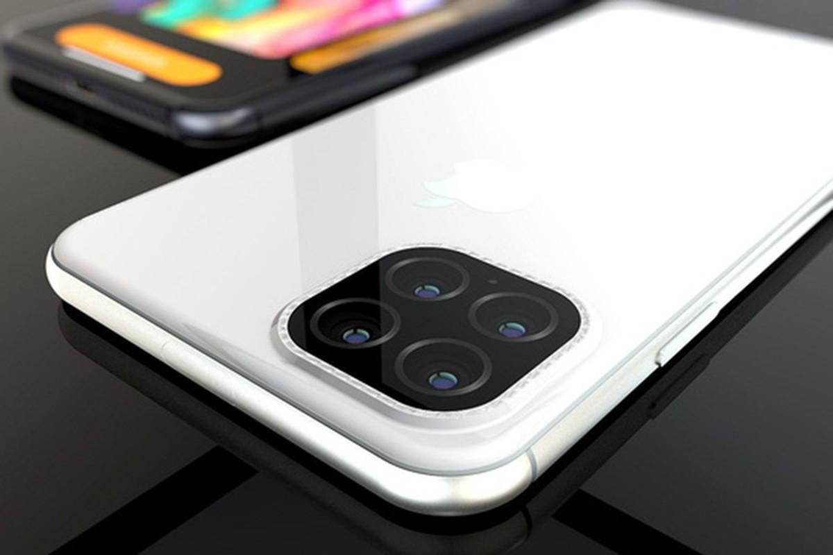 iPhone 11 Pro day hap dan voi camera selfie