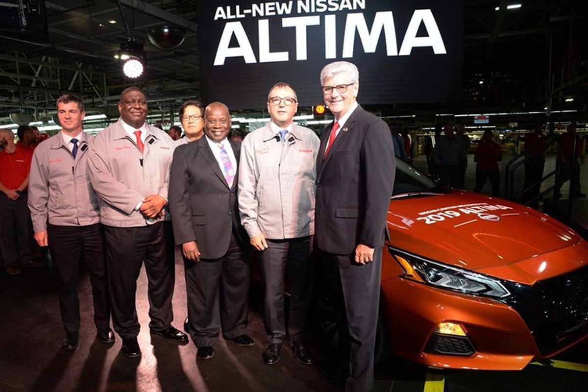 Nissan Altima 2020 ban nang cap, ban ra tu 560 trieu dong-Hinh-10