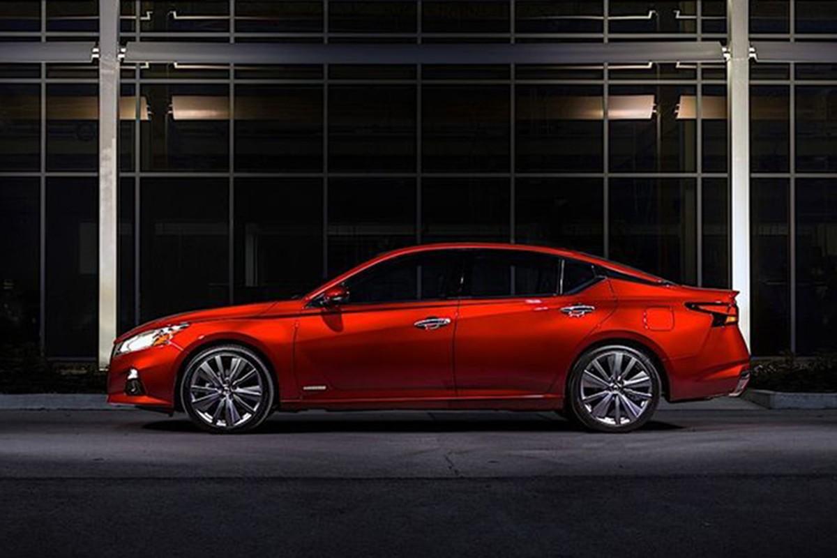 Nissan Altima 2020 ban nang cap, ban ra tu 560 trieu dong-Hinh-2