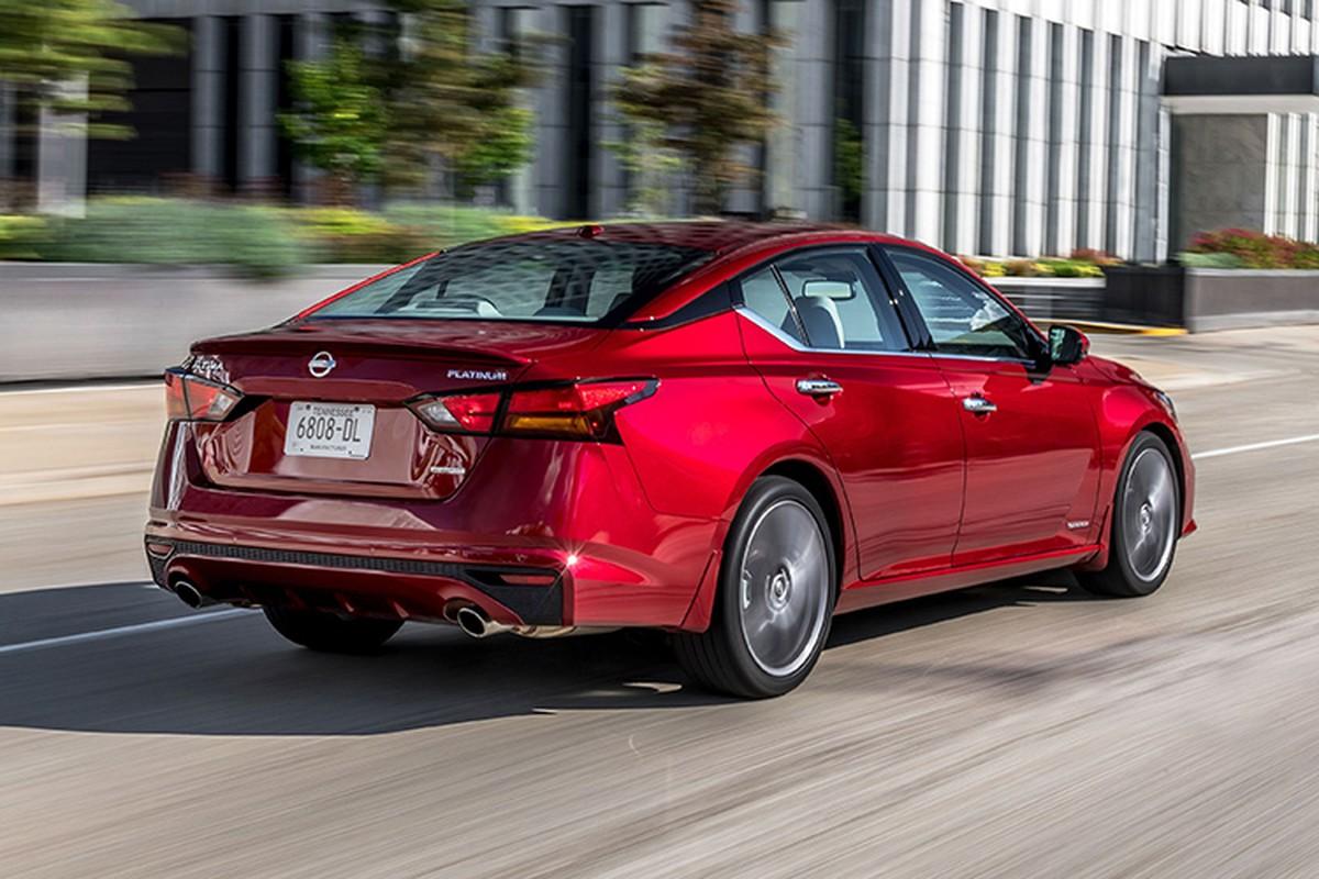 Nissan Altima 2020 ban nang cap, ban ra tu 560 trieu dong-Hinh-4