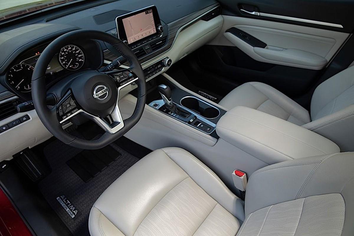 Nissan Altima 2020 ban nang cap, ban ra tu 560 trieu dong-Hinh-5