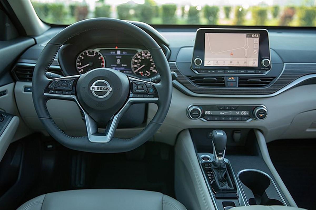 Nissan Altima 2020 ban nang cap, ban ra tu 560 trieu dong-Hinh-7