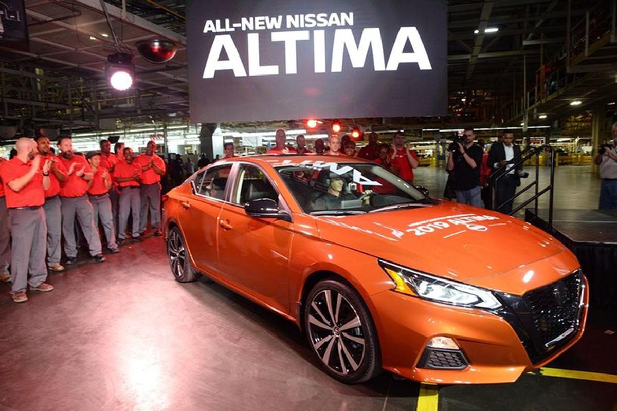 Nissan Altima 2020 ban nang cap, ban ra tu 560 trieu dong-Hinh-9