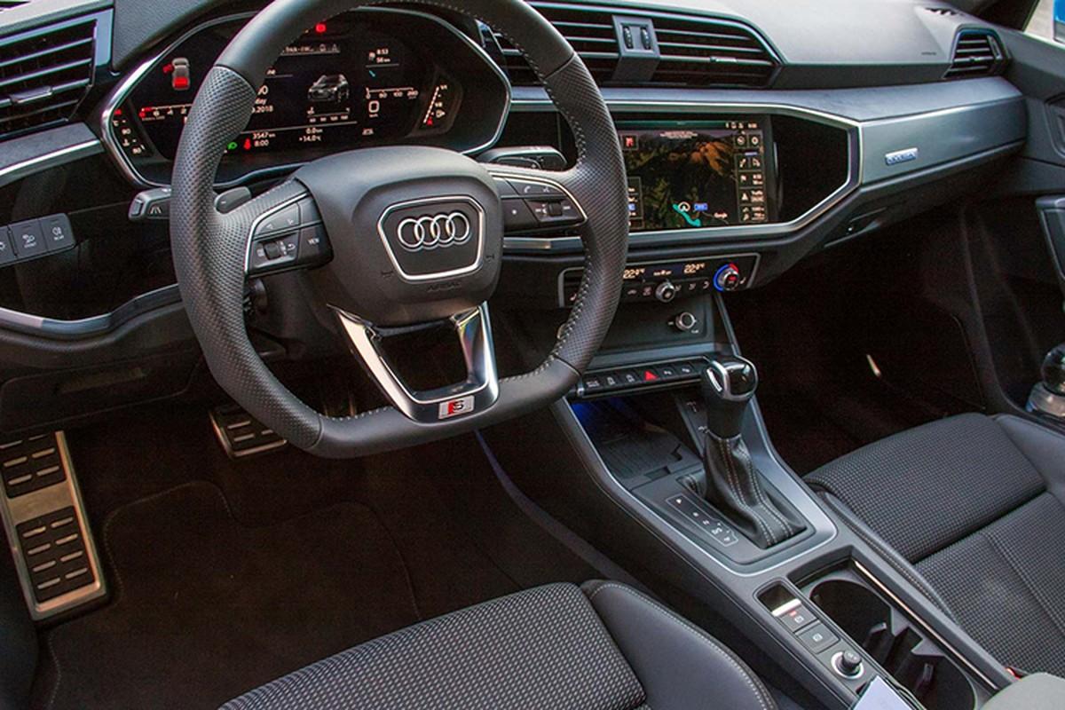 Xe Audi Q3 2019 dat nhat hon 1 ty dong co gi hay?-Hinh-4