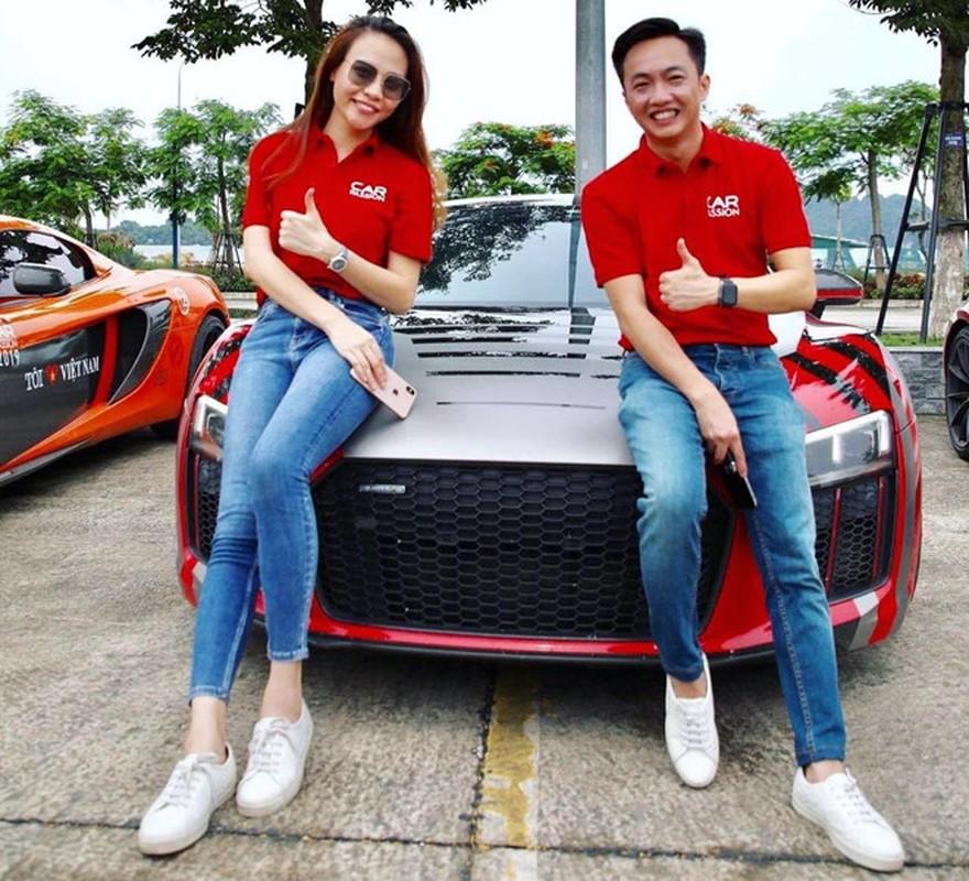 """Vo Cuong do la """"lai cung"""" tai Car Passion 2019"""