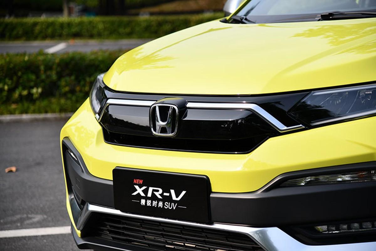 Chi tiet Honda XR-V 2019 danh rieng cho dan Trung Quoc-Hinh-2