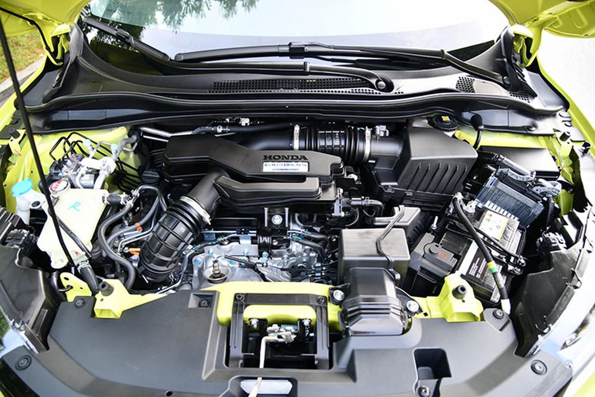 Chi tiet Honda XR-V 2019 danh rieng cho dan Trung Quoc-Hinh-7
